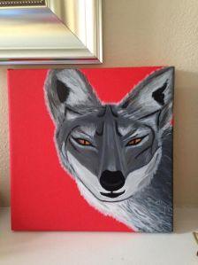 Wisdom Keeper Painting